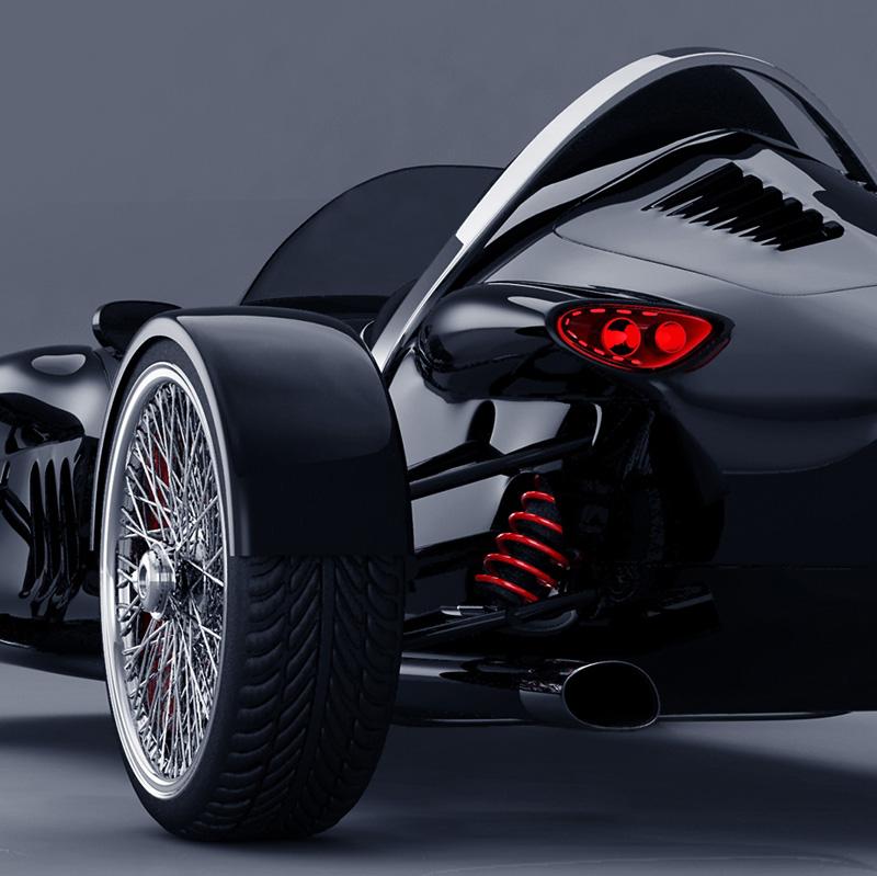 Auto sportowe Leopard Sport-PB-EXEON